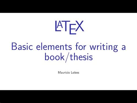The basic elements of an essay are